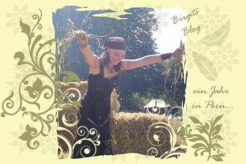 Herzlich Willkommen zu Birgits Blog